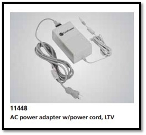 AC power adapter w/power cord