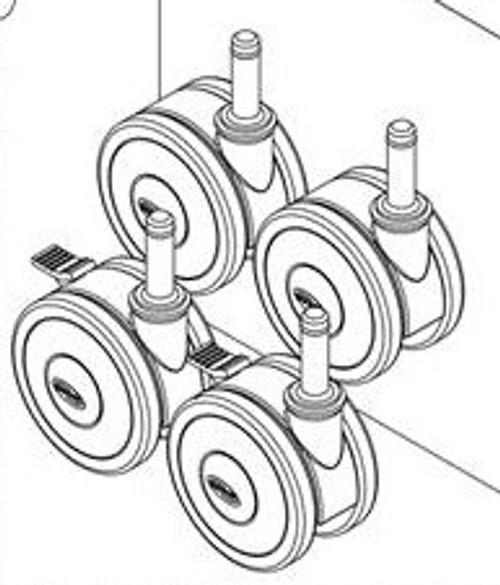 Inner Leg Assembly Kit
