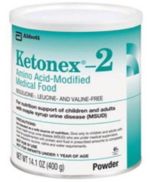 ketonex oral supplement, unflavored