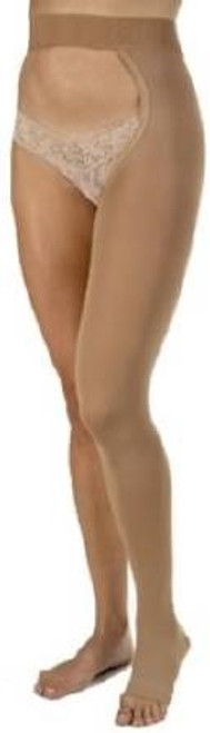 Compression Stockings JOBST Chap Style Medium, Open Toe