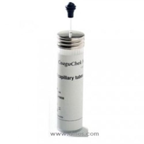 CoaguChek Capillary Tubes and Bulbs