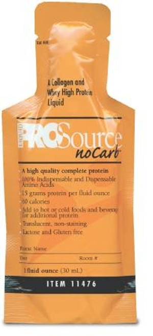 NoCarb ProSource Protein Supplement Singles