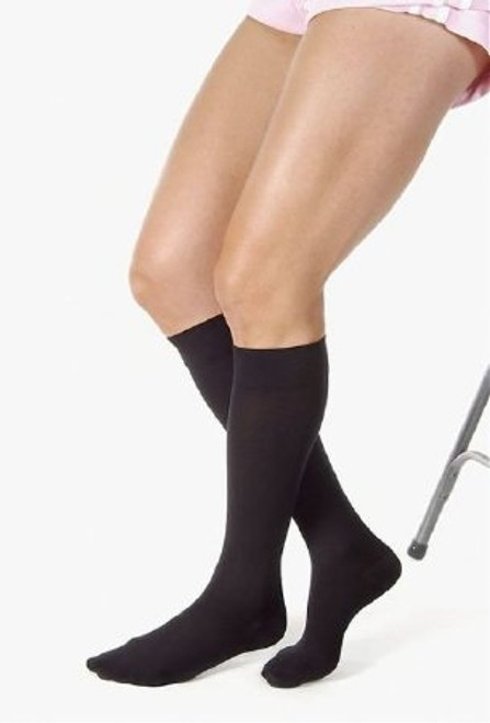 Compression Stockings JOBST Relief Knee High Closed Toe