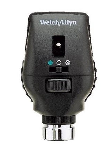 Ophthalmoscope Head