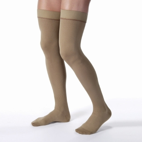 Compression Stockings JOBST Thigh High Beige