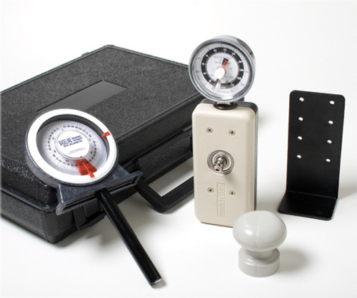 Baseline Wrist Evaluation Set, Dynamometer w/Knob, Goniometer and Table Mount