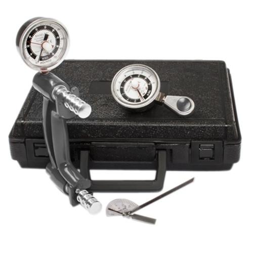 Baseline 3-Piece HD Hand Evaluation Set (1 Ea: Dynamometer, Pinch Gauge, Goniometer)