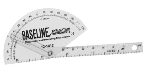Baseline Flexion/Hyper-Extension Plastic Finger Goniometer