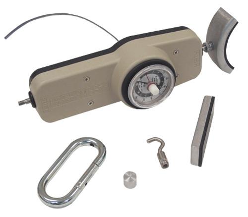 Baseline Hydraulic Push-Pull Dynamometer with Transducer