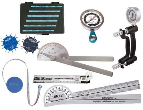 Baseline 8-Piece HD Hand Evaluation Set with Discrim-A-Gon and 5-Piece Sensory Set
