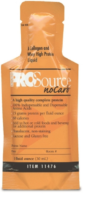 Protein Supplement ProSource NoCarb Bottle Concentrate