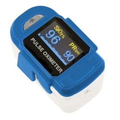 Baseline Fingertip Pulse Oximeter