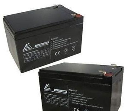 12 Volt Batteries for Lynx Scooters