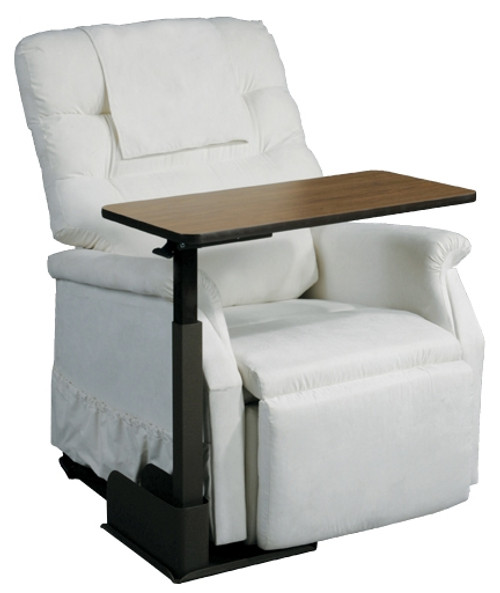 Drive Deluxe Seat Lift Chair Table