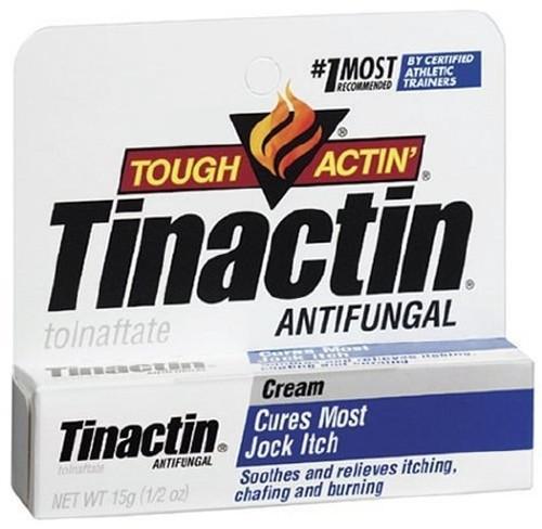 Antifungal Tinactin