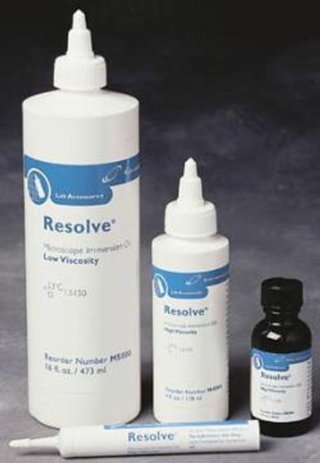 Immersion Oil Resolve
