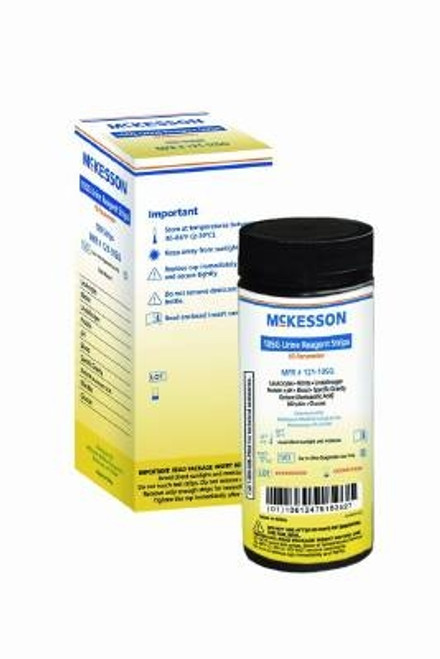 McKesson 10SG Urine Reagent Strips
