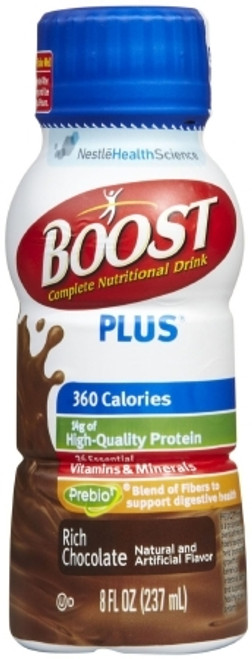 Oral Supplement Boost Nutritional Pudding Chocolate
