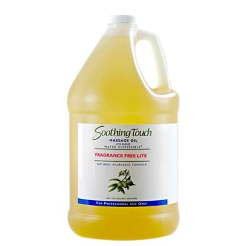 fragrance free lite oil 1 gallon