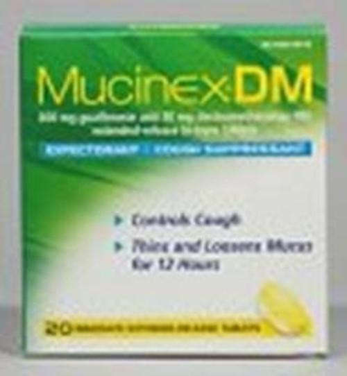 Cough Relief Mucinex