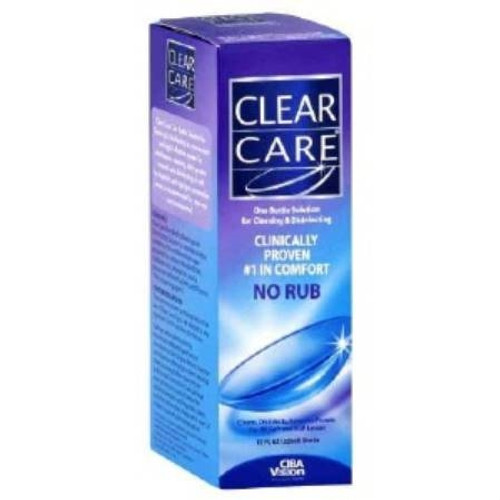 CLEAR CARE DISINF