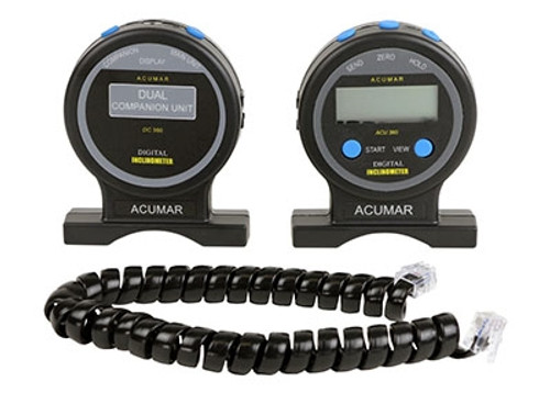 Acumar Inclinometer For Joint Measurement, 2 Each