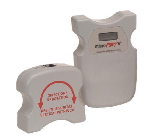 microfet6 dual inclinometer