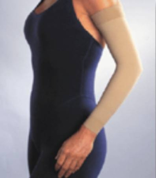 Arm Compression Sleeve, Ready-To-Wear, Beige