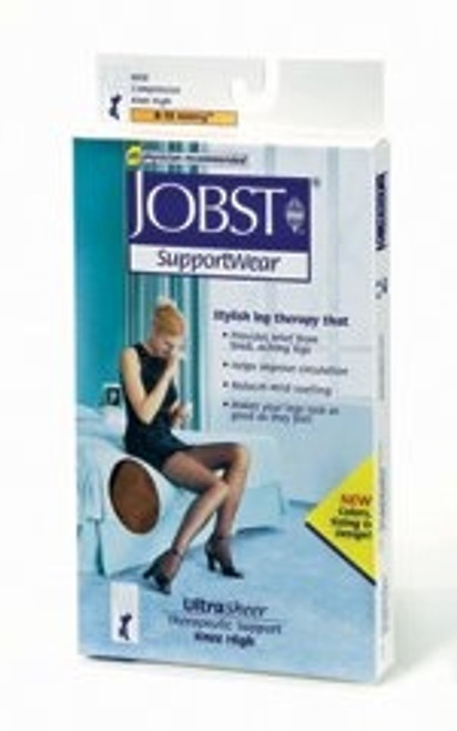 Compression Stockings JOBST Knee High Closed Toe