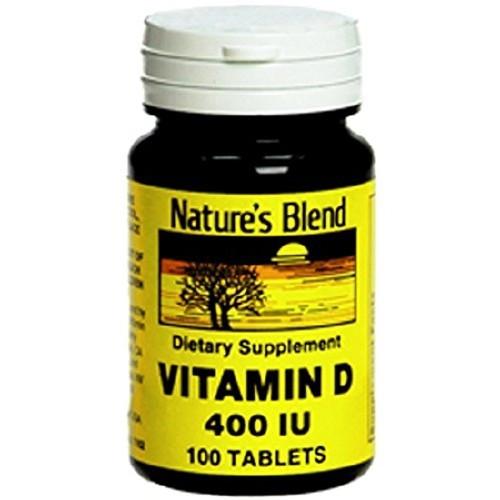 Vitamin D Supplement Nature's Blend