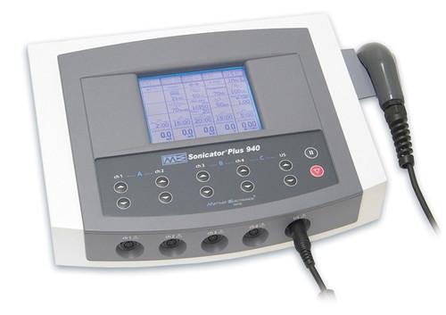 mettler sonicator ultrasound stim 940 4channel with 1&3mhz 5 cm head