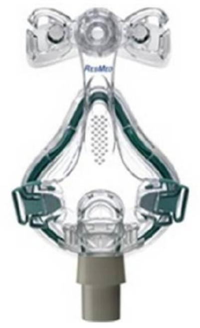 mask quattro with cushion