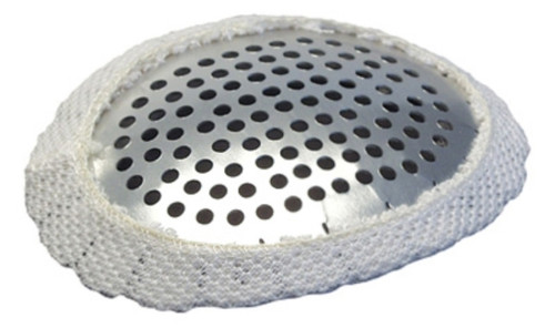 Grafco Fox Aluminum Eye Shield With Protective Cloth Cover