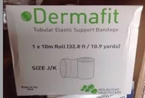 Tubular Support Bandage Dermafit Pull On Natural NonSterile