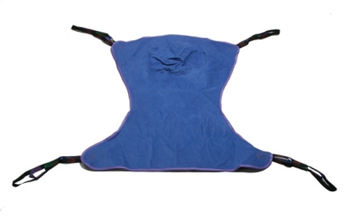full body sling points with head support straps