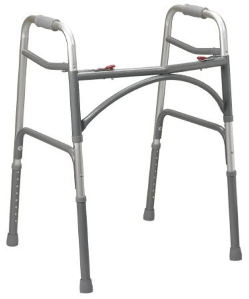 mckesson bariatric steel folding walker