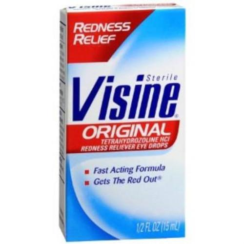 Antihistamine Eye Drops Visine