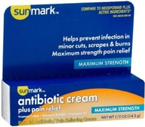First Aid Antibiotic sunmark