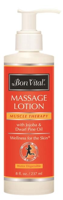 Bon Vital Muscle Therapy Massage Lotion