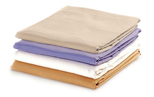 massage sheet set includes: fitted flat and cradle sheets