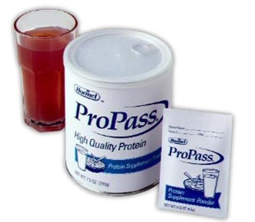 Whey Protein Supplement Propass