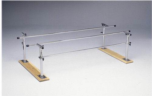 parallel bars folding height and width adjustable