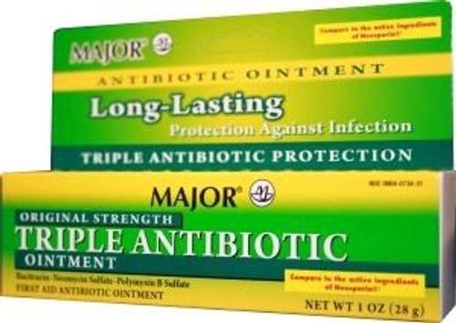 First Aid Antibiotic
