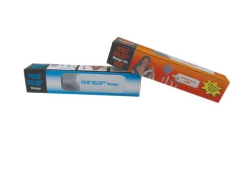 pointrelief minimassager with accessories