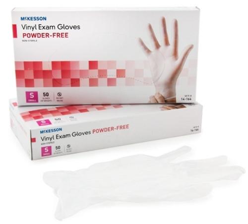 McKesson Confiderm¨ Vinyl Exam Gloves
