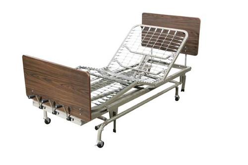 Manual LTC Bed