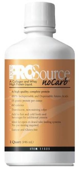 NoCarb ProSource Protein Supplement - 32 oz. Unflavored