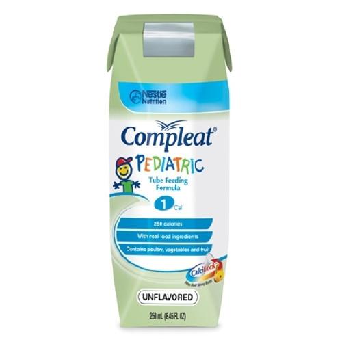 Pediatric Tube Feeding Formula Compleat