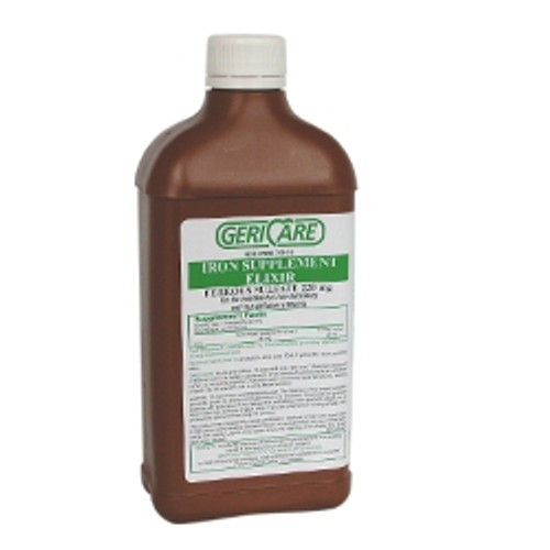 Ferrous Sulfate Elixir