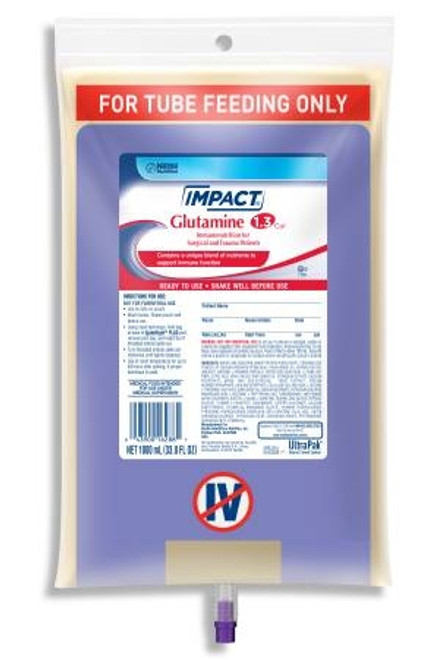 Unflavored Impact Glutamine - 1000 mL